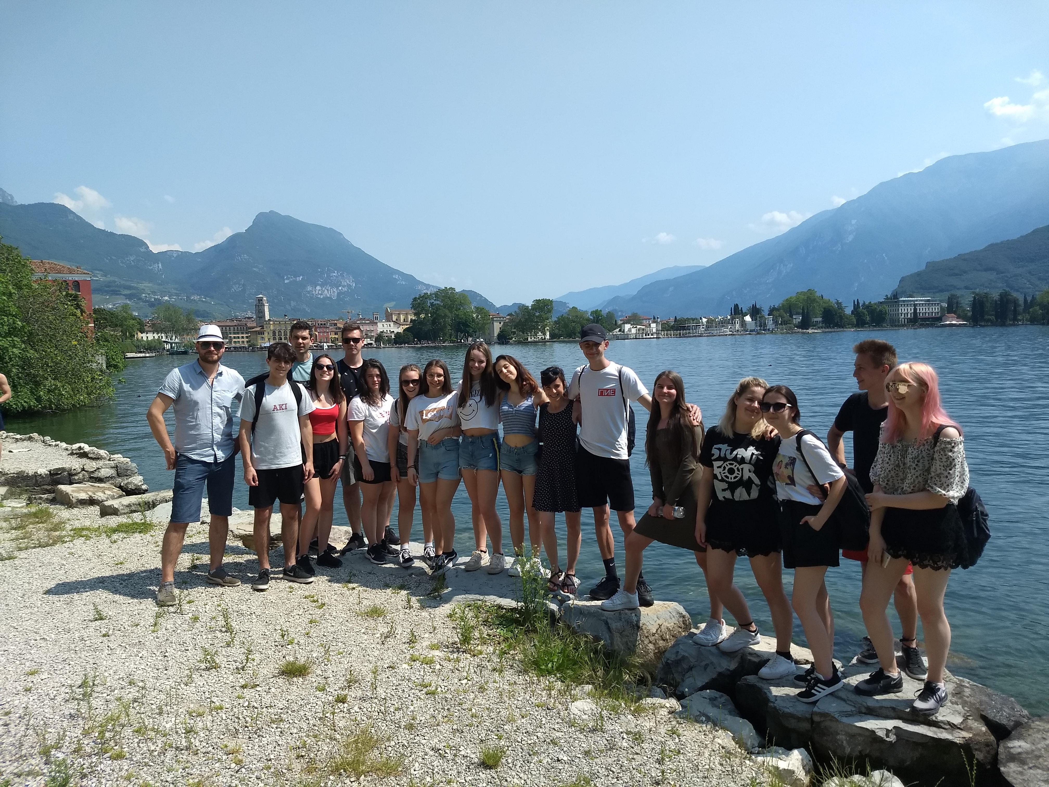 Con i Polacchi a Riva del Garda